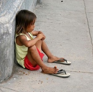 Homeless girl edited